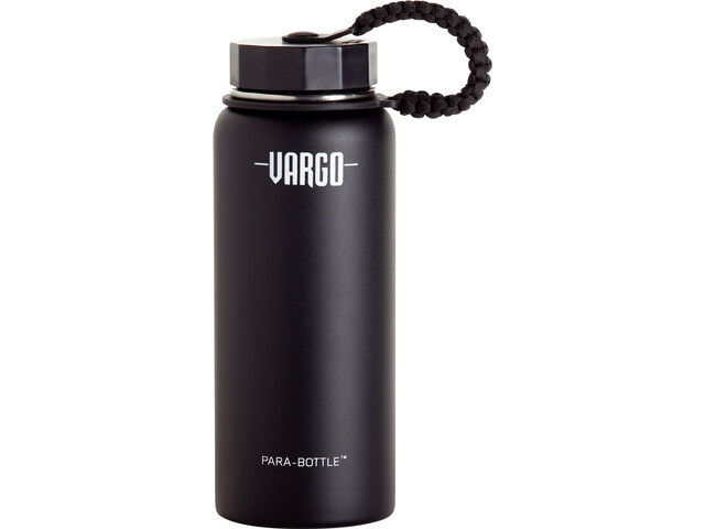 Vargo Para Water Bottle 1000ml, black